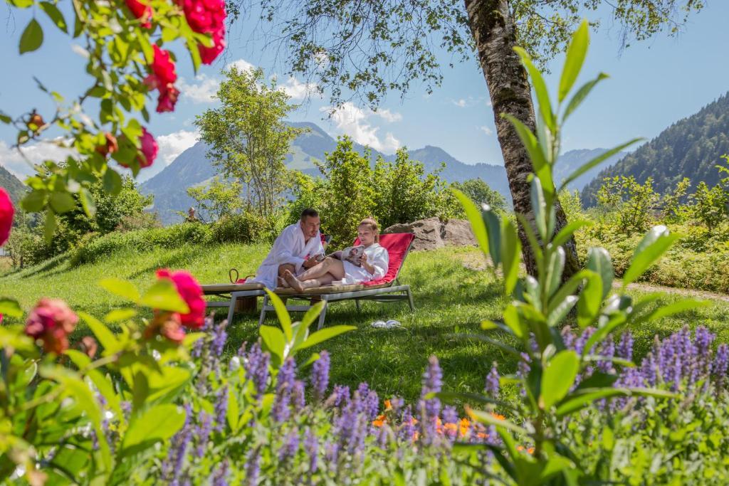 Gesundhotel Bad Reuthe Osterreich Vorderreuthe Booking Com