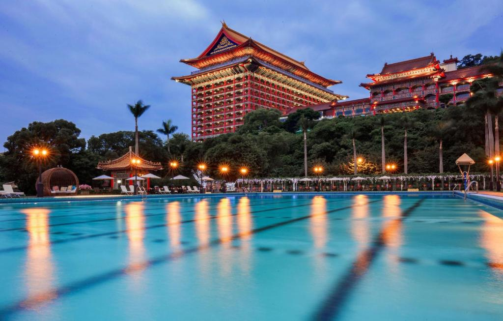The Grand Hotel Taiwan Taipeh Booking Com