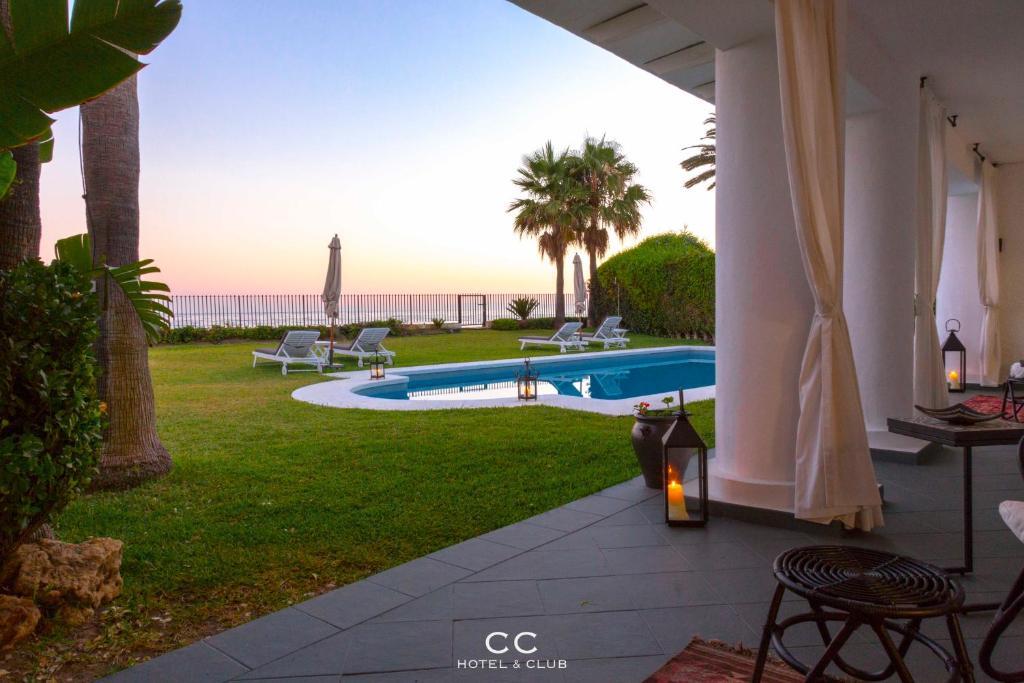 hotel boutique casaclub marbella (spanien estepona) - booking