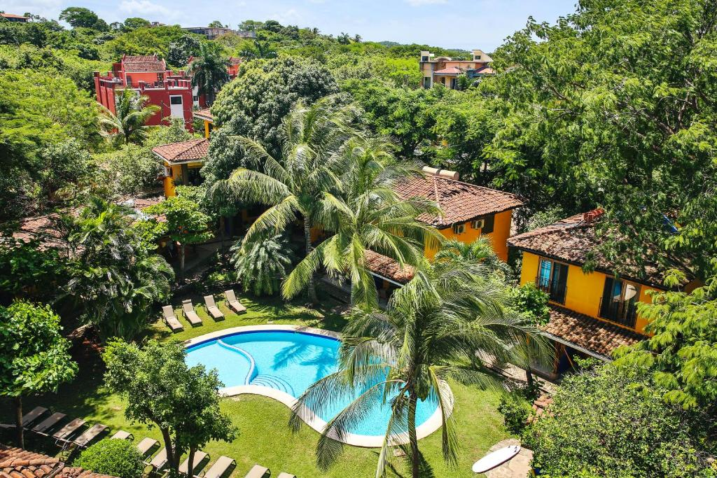 A View Of The Pool At Villas Macondo Or Nearby