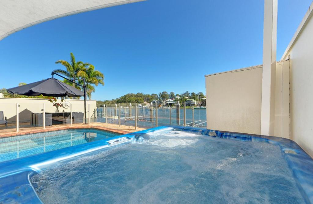 Holiday home Main River Sanctuary Cove on Palms Golf!, Gold Coast