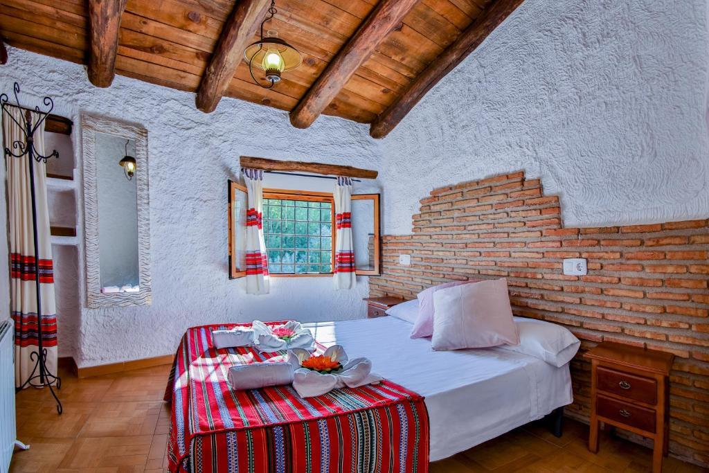 Apartments In Galera Andalucía