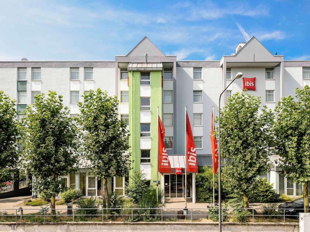 イビス フランクフルト シティ ウエスト(ibis Hotel Frankfurt Messe West)