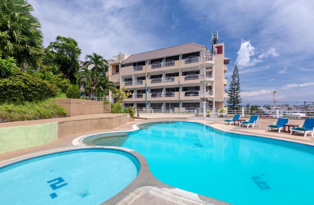 patong 7days hotel premium Phuket Thailand