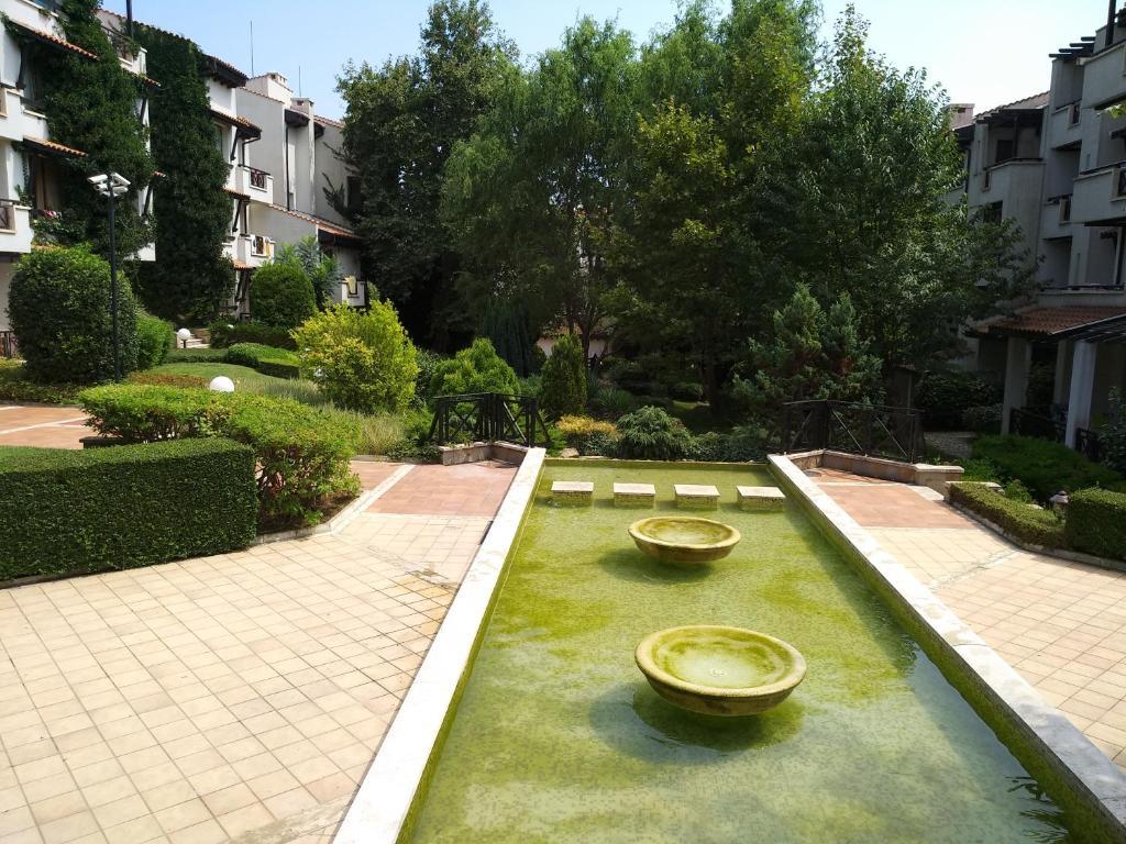 Апартамент Oasis Resort & СПА studio 1 - Лозенец