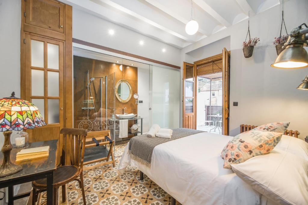 boutique hotels in jaén  153