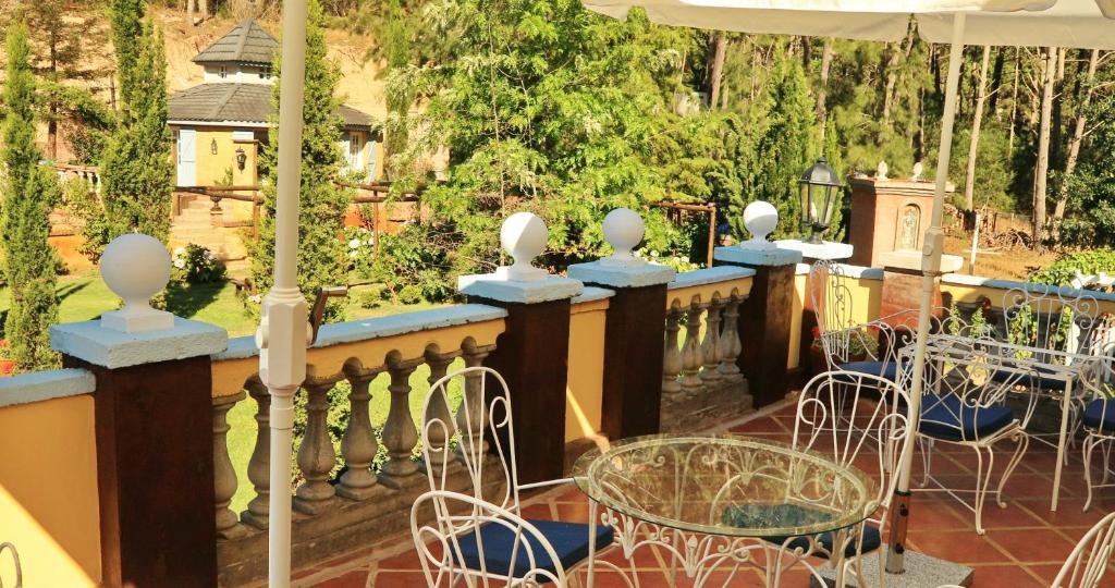 Villa Toscana Boutique Hotel - (Uruguay Punta del Este ...