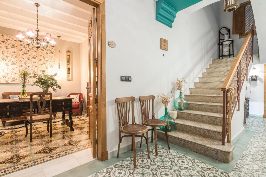 boutique hotels in jaén  56