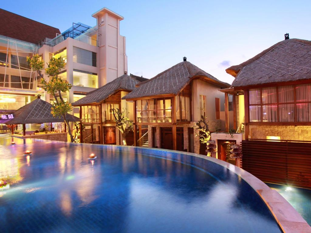 Grand mega resort spa bali kuta indonesia deals