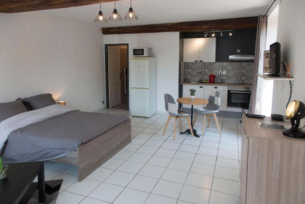 Apartments In Villy Burgundy