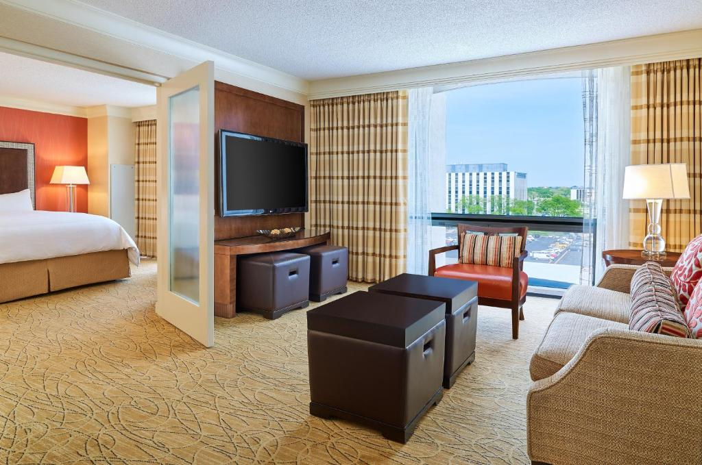 Hotel Chicago Marriott O Hare Rosemont Il Booking Com