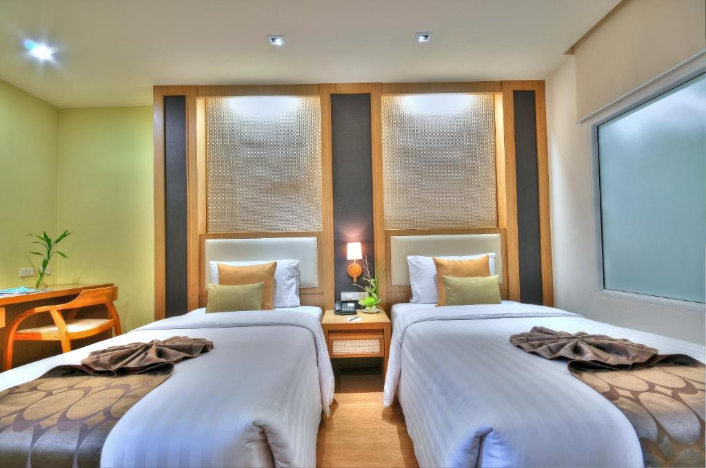 The ASHLEE Plaza Patong Hotel & Spa