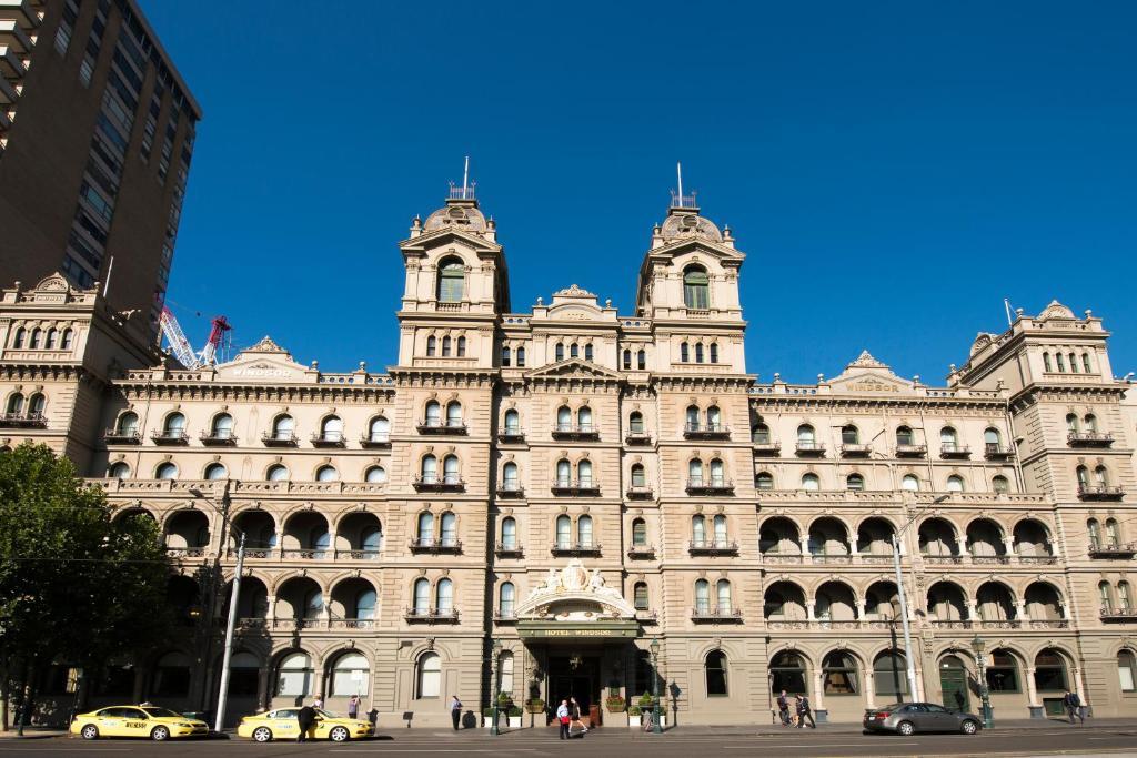 The Hotel Windsor, Melbourne, Australia - Booking.com