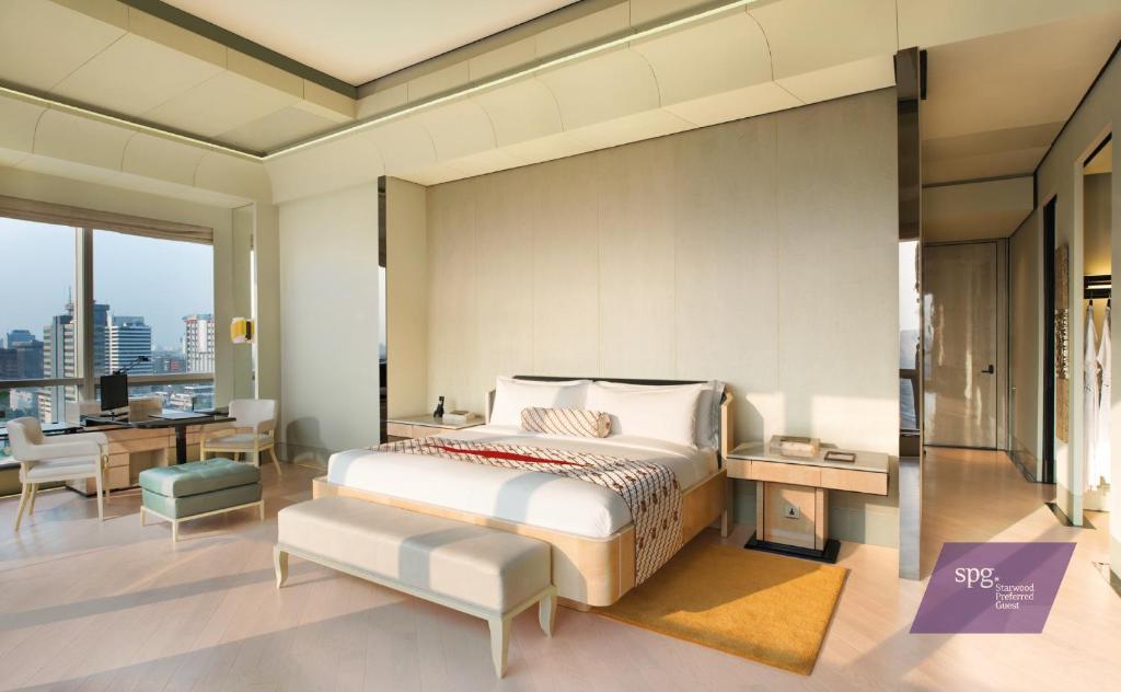Luxury Collection Hotel Jakarta Indonesia Bookingcom