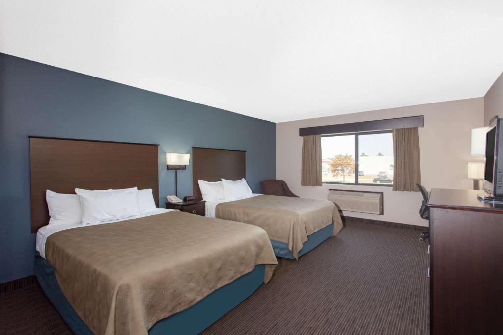 Americinn By Wyndham North Branch Motel Usa Deals