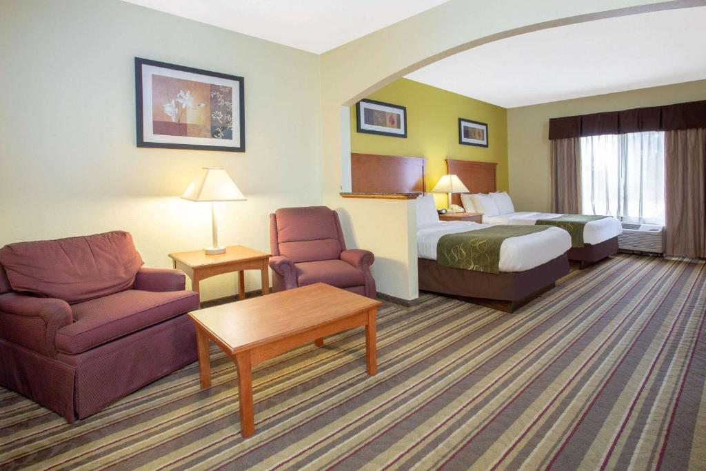 Baymont by Wyndham Marion (Hotel) (USA) Deals