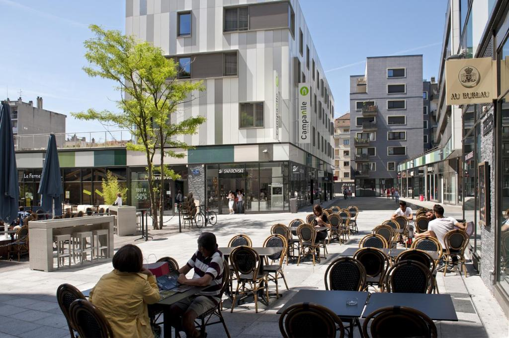 Hotel campanile annemasse gareu genève france booking