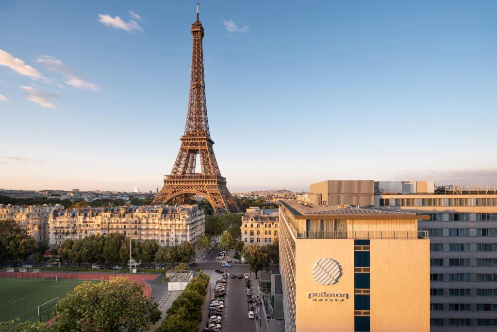 Hotel Pullman Paris Tour Eiffel France Booking Com