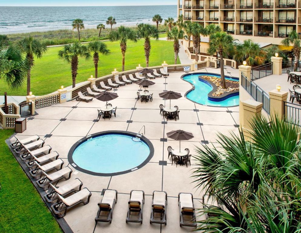 Resort DoubleTree By Hilton Myrtle Beach SC