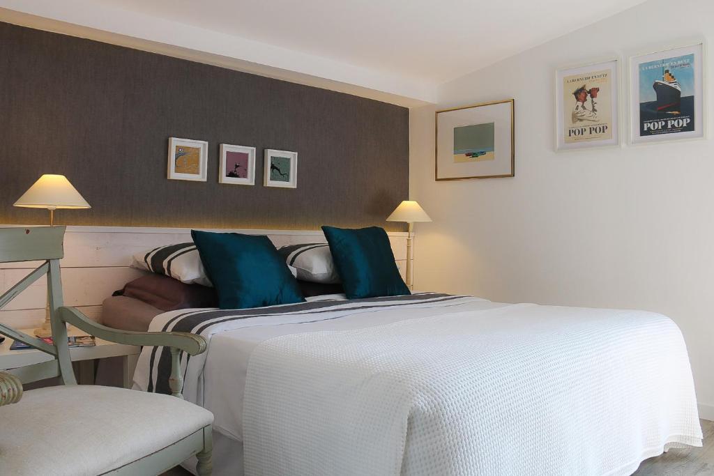 Bed & Breakfast La Chambre du Ressac (Frankreich La Bernerie-en-Retz ...