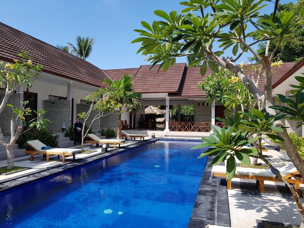 Villa Pine Tree Indonesien Gili Trawangan Bookingcom