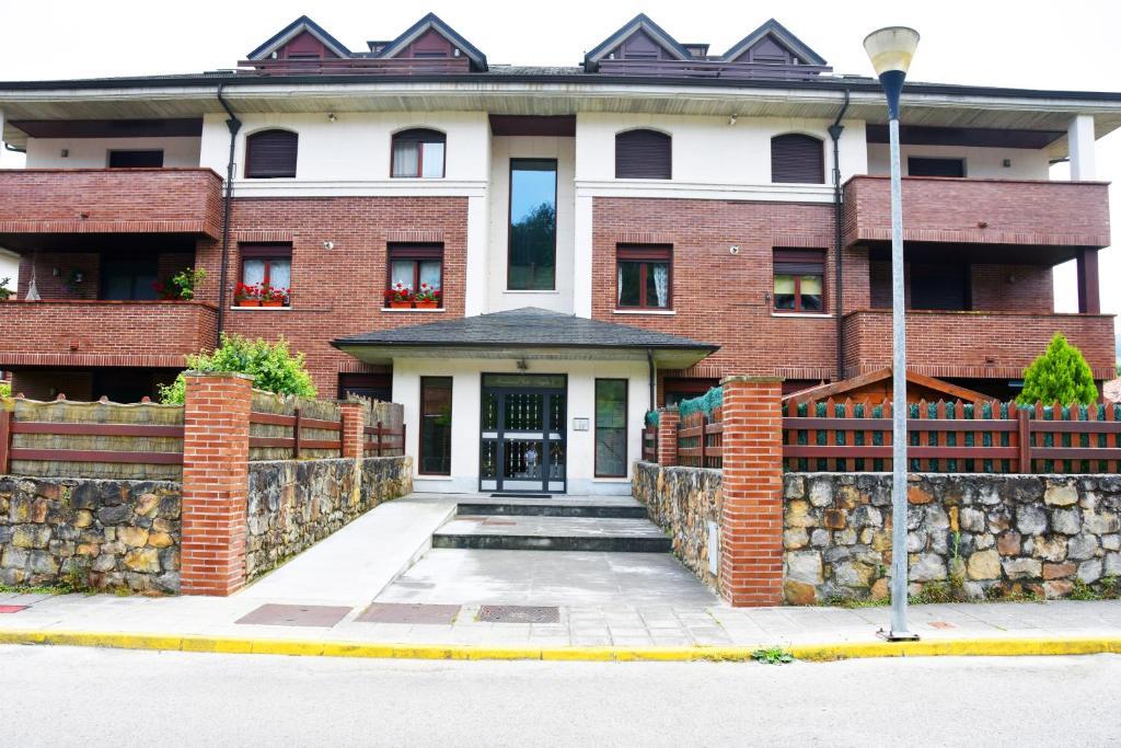 Apartments In Artzentales Basque Country