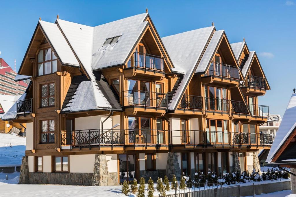 Polana Szymoszkowa Ski Resort Pajo Iv Zakopane Updated 2019 Prices