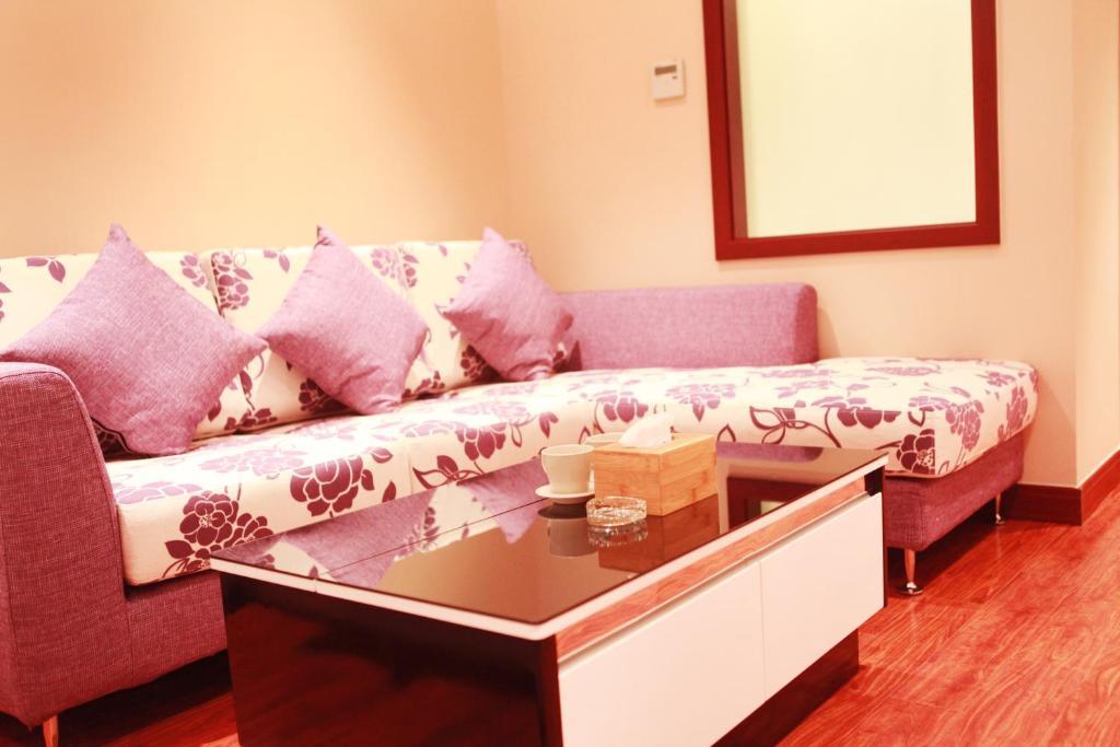 Yuanda Service Apartment, Shanghai, China - Booking.com