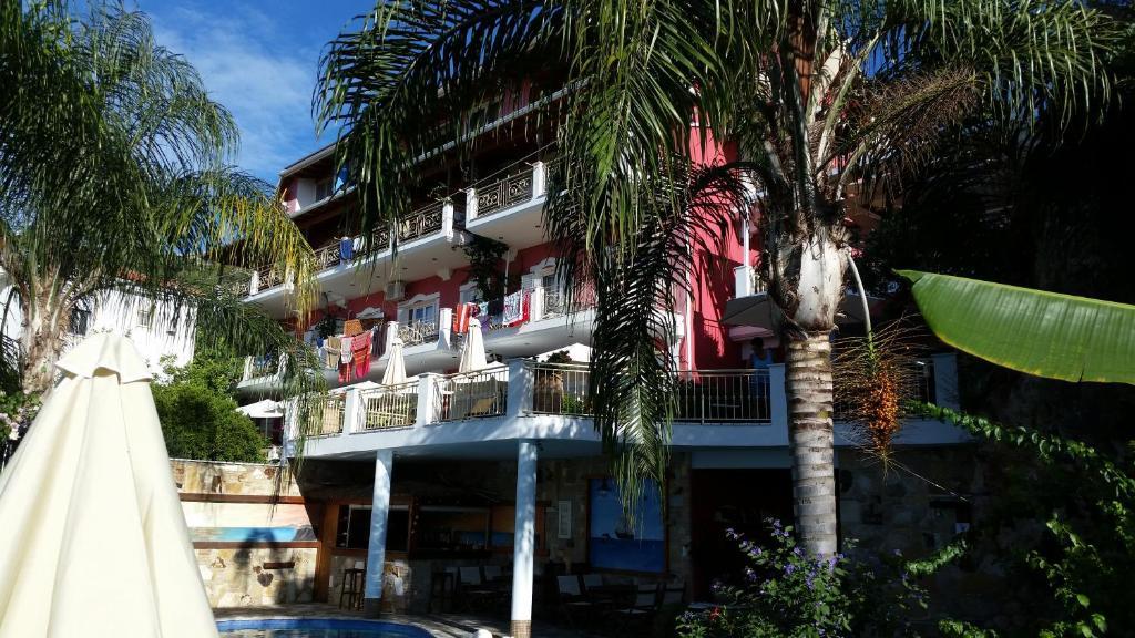 Aparthotel Filoxenia Sea View Griechenland Parga Booking Com