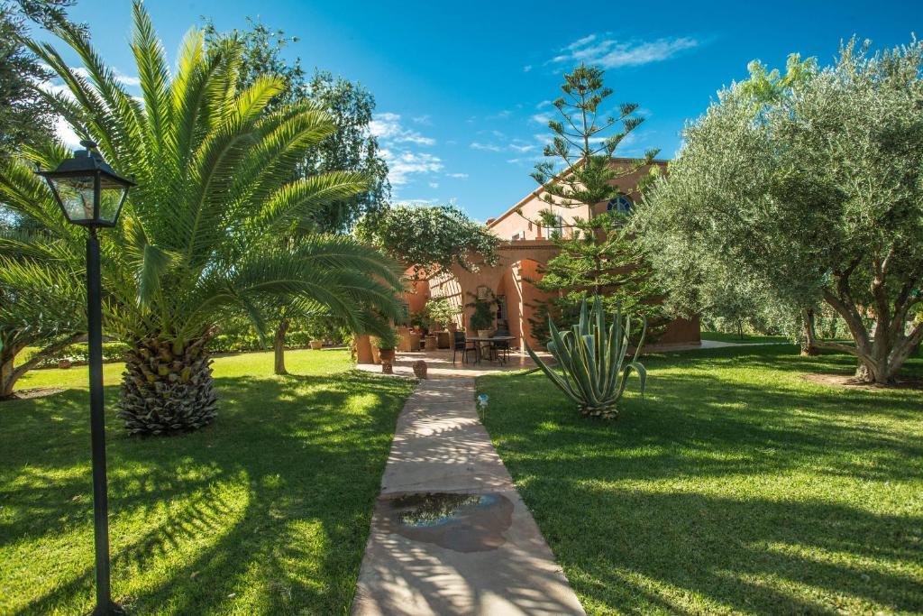 Villa Les Oliviers Splendide Villa Avec Piscine A Marrakech El