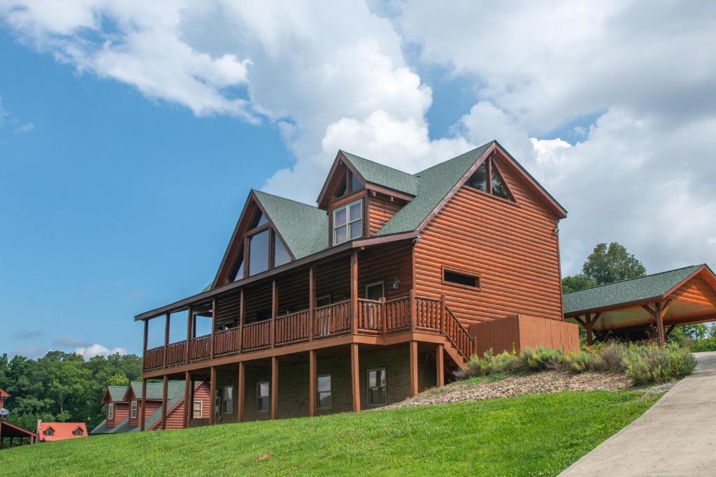 Bear Valley Lodge >> Bear Valley Lodge Hatchertown Tn Booking Com