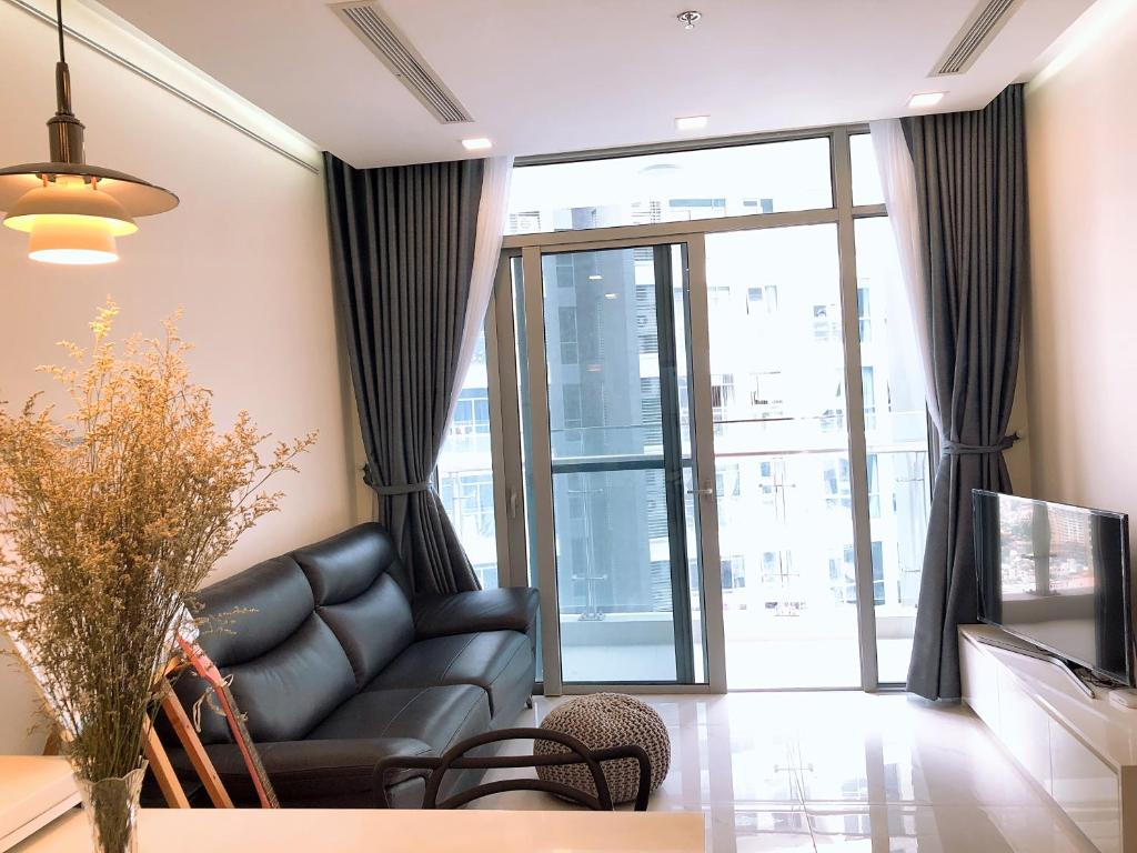 Apartment 208 nguyen huu canh vietnam ho chi minh stadt booking.com