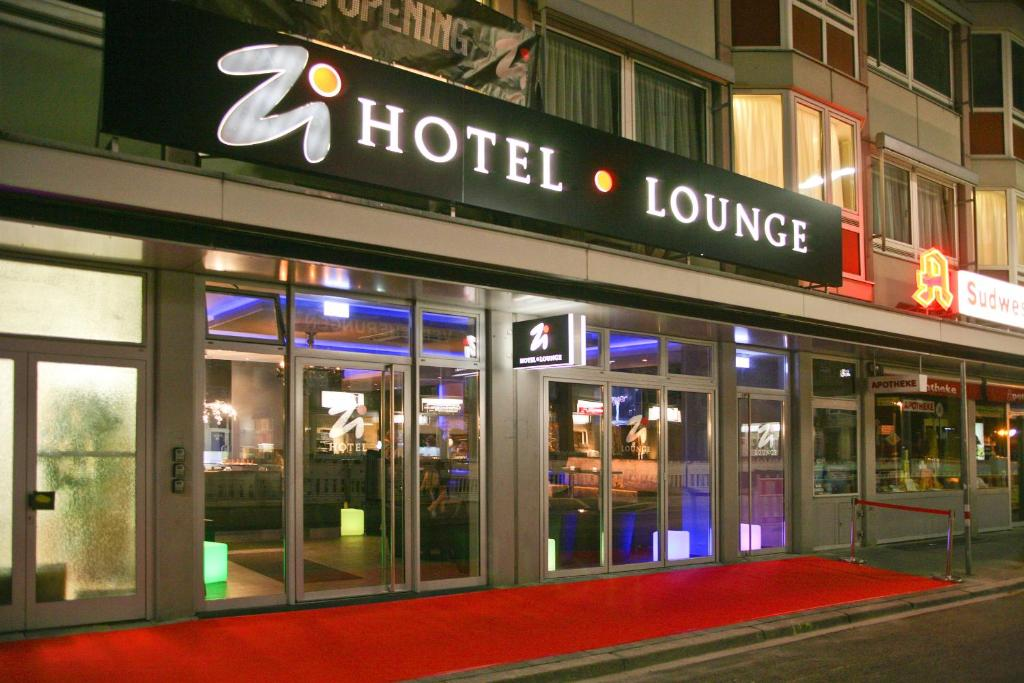 Zi Hotel Lounge Karlsruhe Germany Booking Com