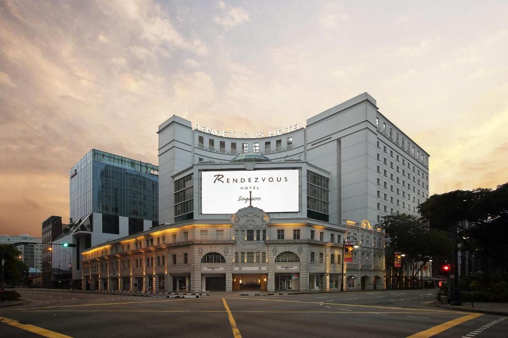 ランデブー ホテル シンガポール バイ ファー イースト ホスピタリティー(Rendezvous Hotel Singapore by Far East Hospitality)
