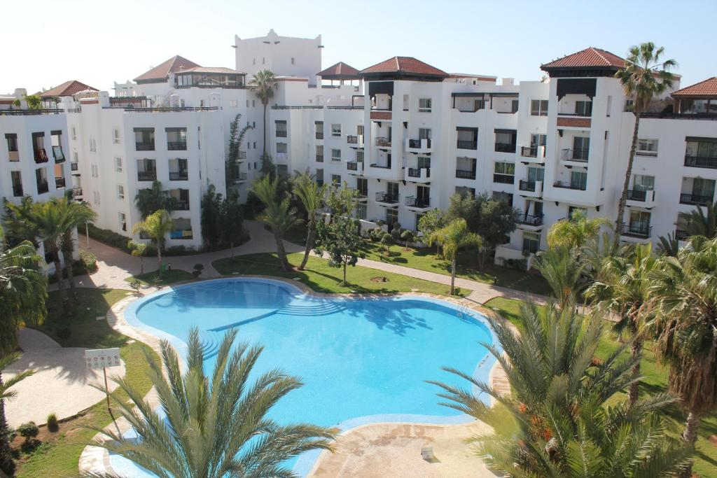 Apartment Marina Agadir, Morocco - Booking.com