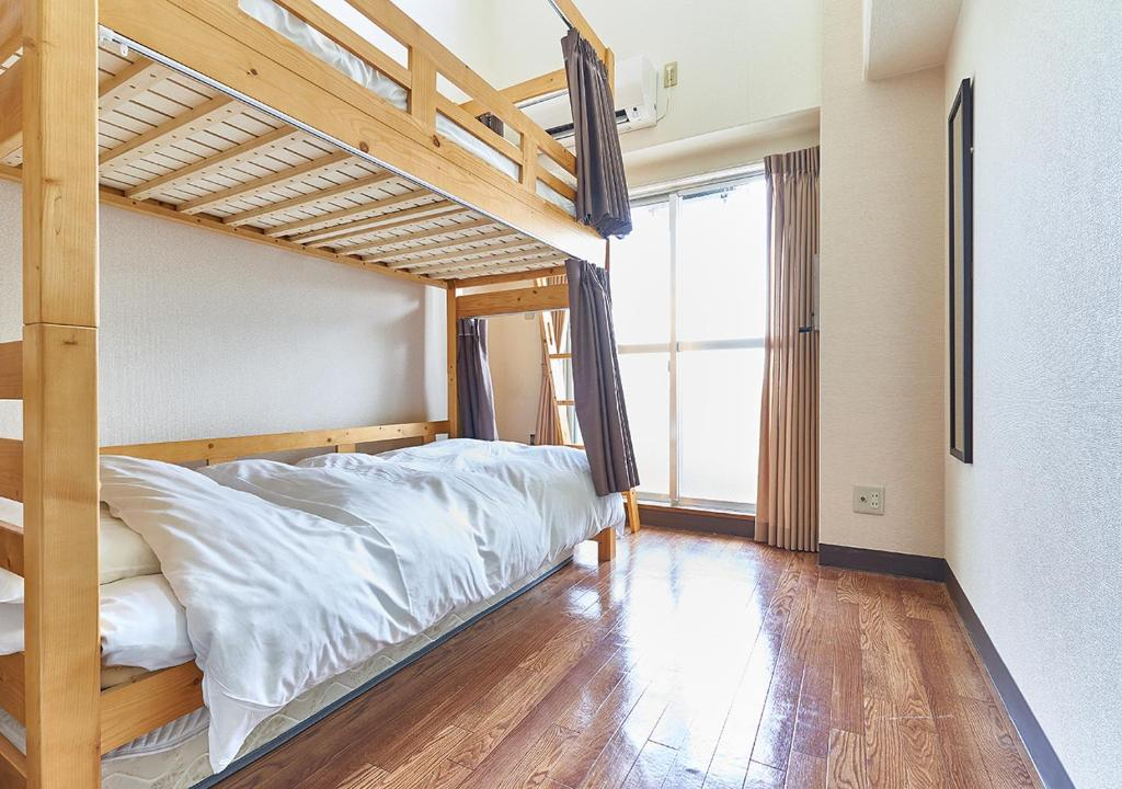 Etagenbetten Kita : Hotel simple stay fuga shin osaka kita japan booking
