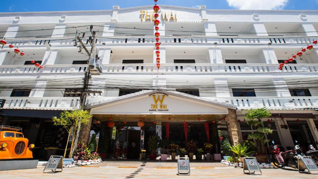 The Wai Hotel Danok, Sadao, Thailand - Booking com