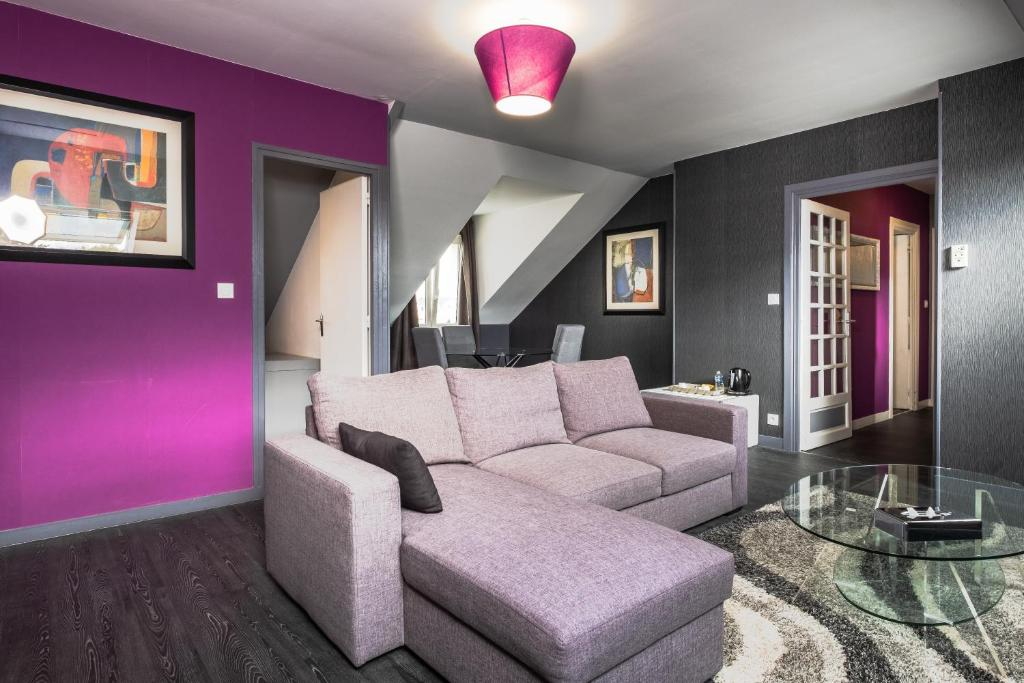 appart h tel bayeux france. Black Bedroom Furniture Sets. Home Design Ideas