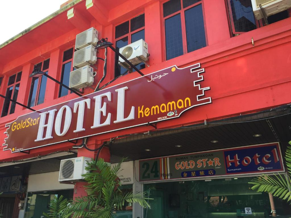Image result for gold star hotel kemaman