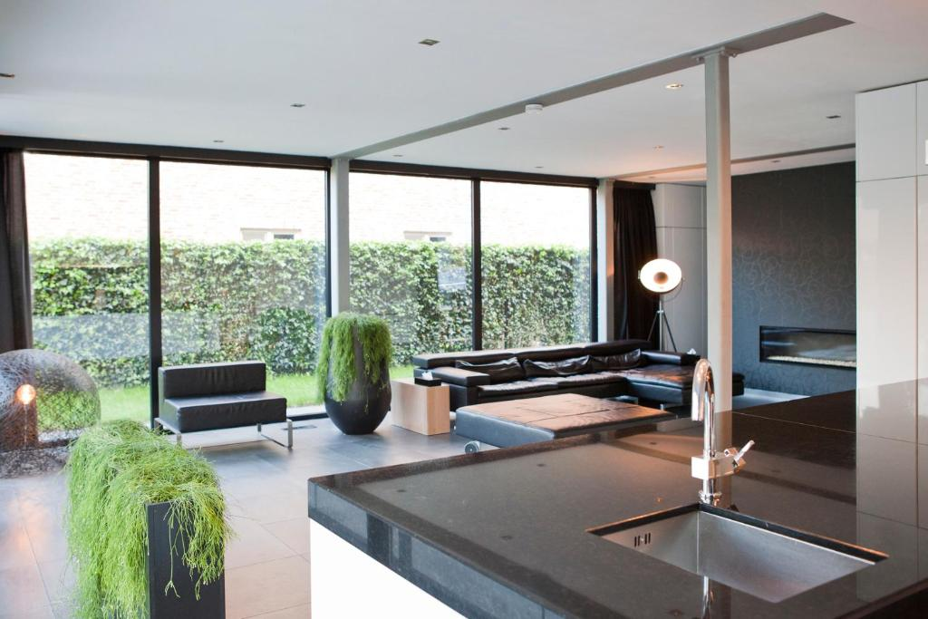 Modern villa with sauna belgien hoogstraten booking
