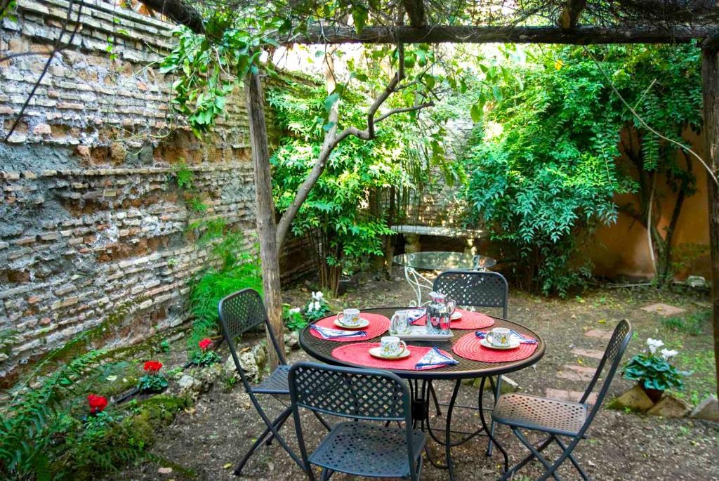 Apartment il mio giardino rome italy booking