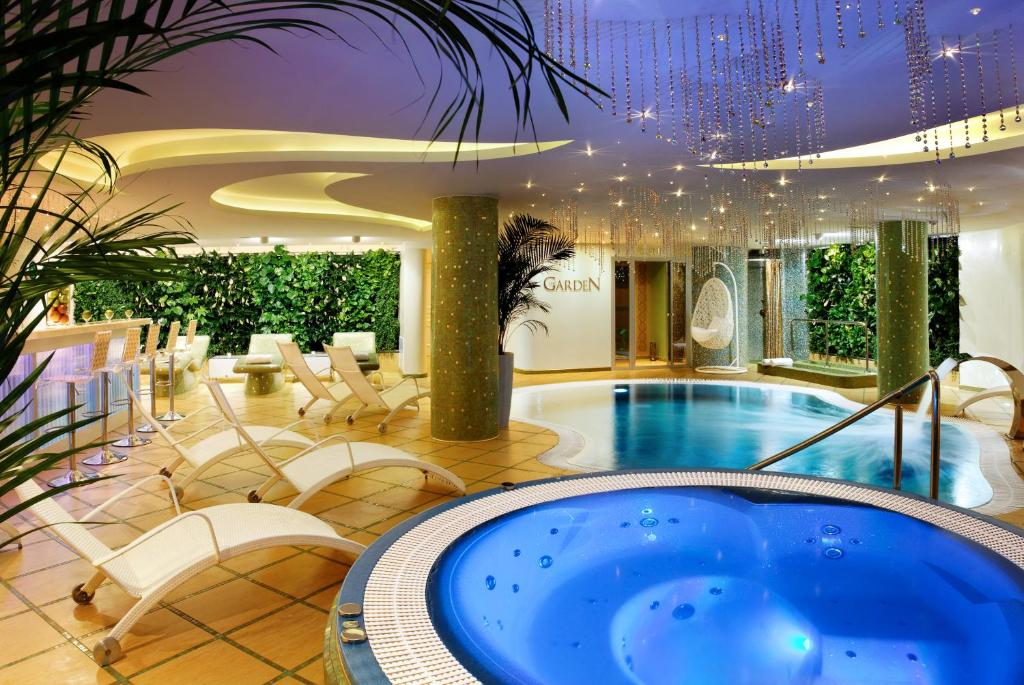 The swimming pool at or near Baltic Beach Hotel & SPA