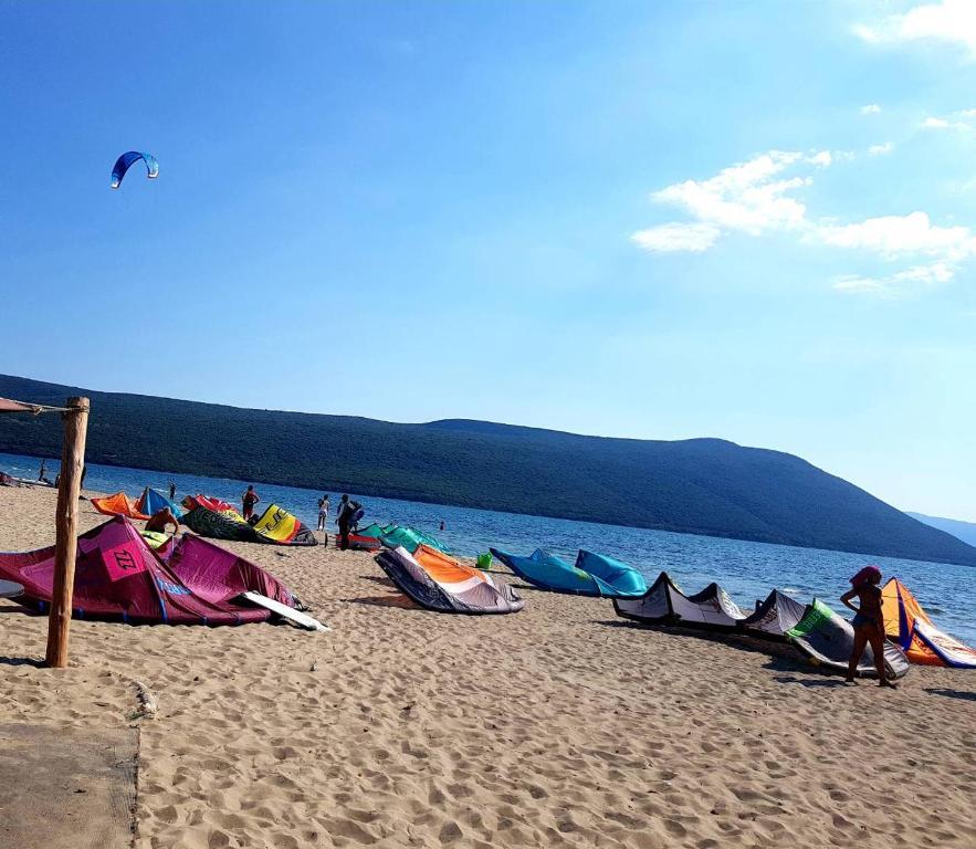 Private Beaches: Sime Villa Private Beach, Ágios Nikólaos, Greece