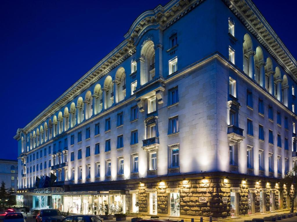 ソフィア ホテル バルカン、ア ラグジュアリー コレクション ホテル(Sofia Hotel Balkan, A Luxury Collection Hotel)