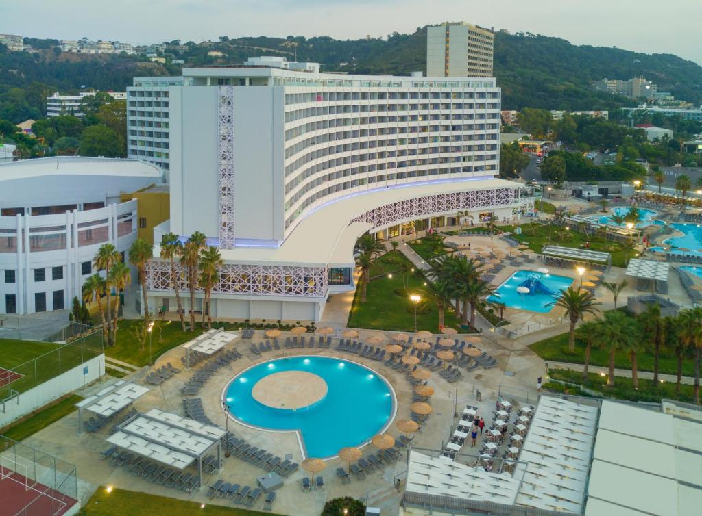 Греция 2019!  Отель 5* по системе