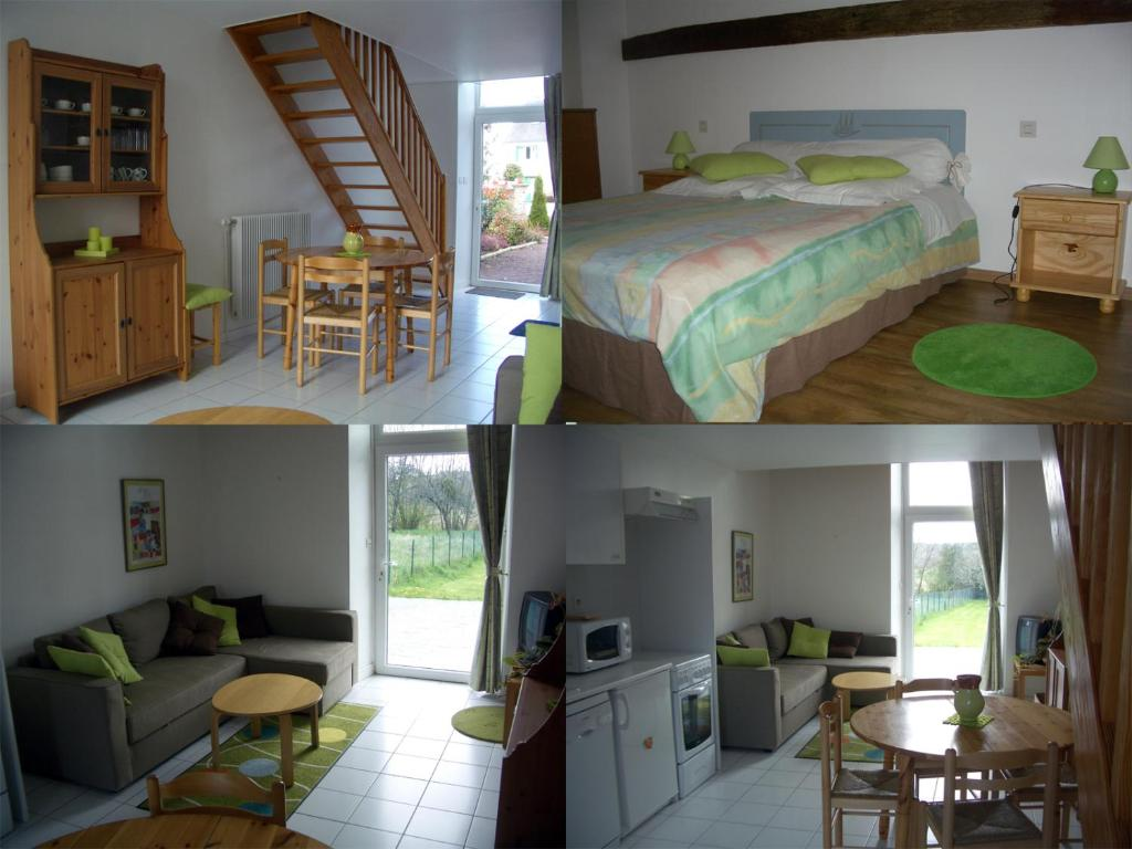 Apartments In Saint-just Brittany