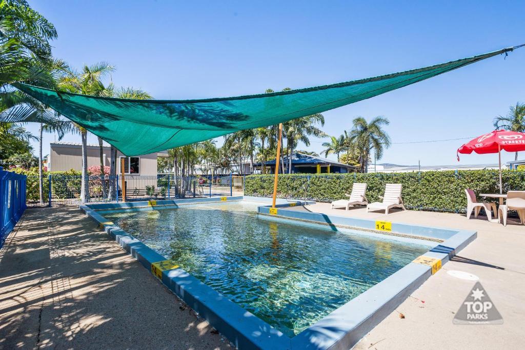 coral coast tourist park townsville opdaterede priser. Black Bedroom Furniture Sets. Home Design Ideas