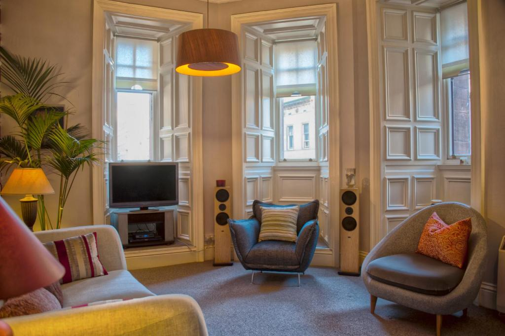 Apartment West George St Apt., Glasgow, UK - Booking.com