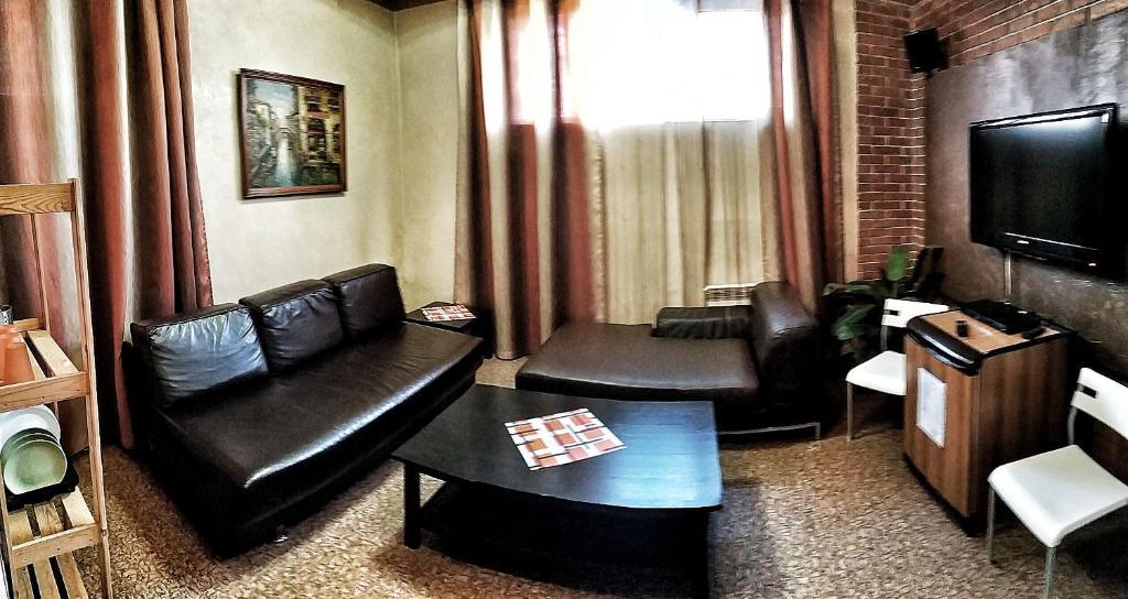 Гостиная зона в Отель Мальта