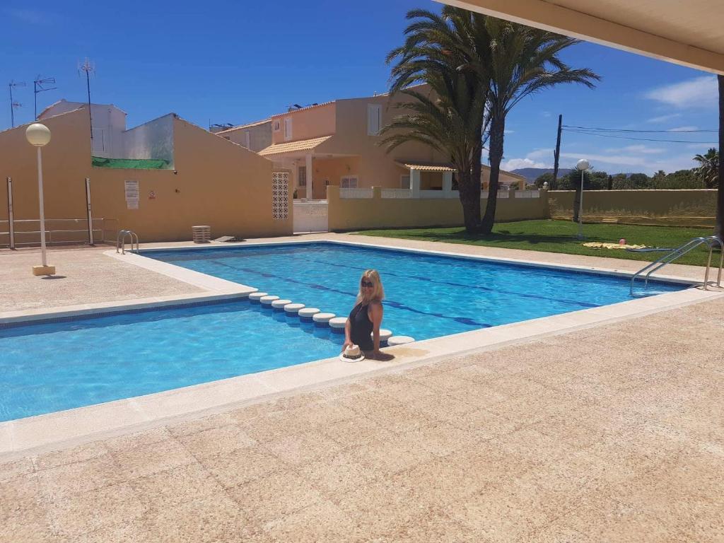 Vakantiehuis Oasis De Paz (Spanje Mar de Cristal) - Booking.com